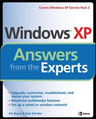 Windows XP Answers from the Experts (Paperback)