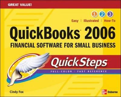 QuickBooks 2006 - QuickSteps (Paperback)