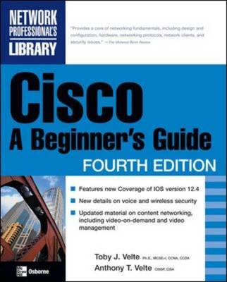 Cisco - Beginner's Guide (Paperback)