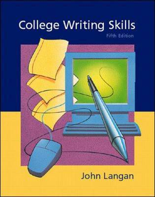 College Writing Skills (Paperback)
