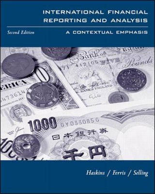 International Financial Reporting and Analysis (Hardback)
