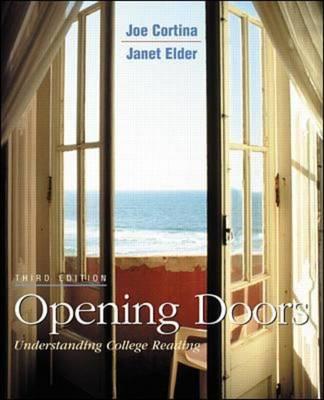 Opening Doors Book Alone (Paperback)