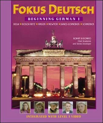 Fokus Deutsch: Beginning German: Level 1