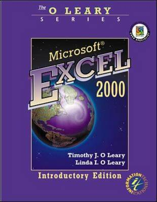 Microsoft Excel 2000: Introductory Edition - O'Leary Series (Paperback)