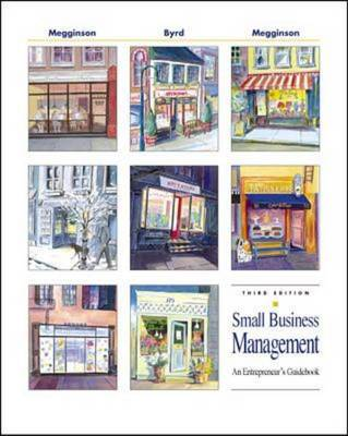 Small Business Management: AND Student DC-ROM: An Entrepreneur's Guidebook (Paperback)