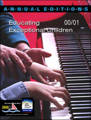 Educating Exceptional Children 2000/2001 - Annual Editions (Paperback)