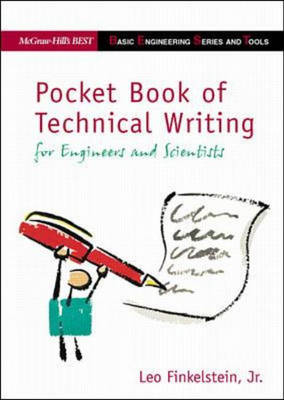 Pocket Book of Technical Writing for Engineers and Scientists - B.E.S.T. Series (Paperback)
