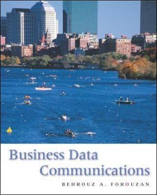 Business Data Communications (Hardback)