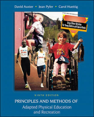 Principles and Methods of Adapted Physical Education and Recreation (Hardback)