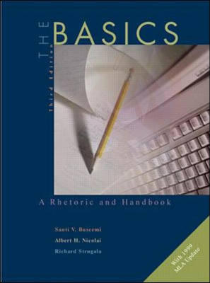 Basics: a Rhetoric and Handbook (Paperback)