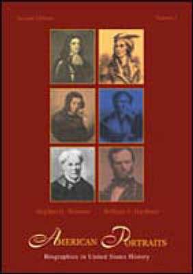 American Portrait Vl1 (Paperback)