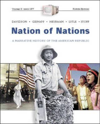 Nation of Nations V2 +Making Grade (Hardback)