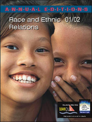 Race and Ethnic Relations: 01/02 (Paperback)