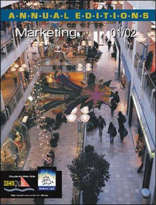 Marketing 2001/2002 - Annual Editions (Paperback)