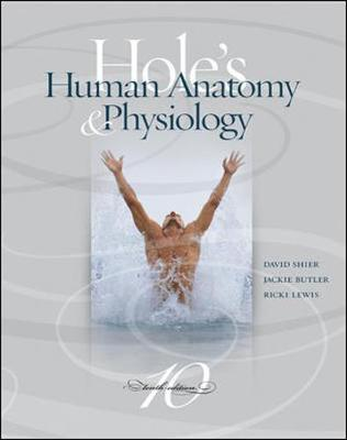 Hole's Human Anatomy and Physiology: With OLC Bind-in Card (Hardback)