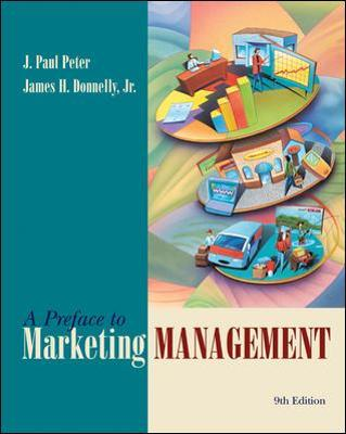 Preface to Marketing Management - The Irwin/McGraw-Hill series in marketing (Paperback)