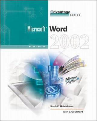 Word 2002 - Advantage Series (Spiral bound)