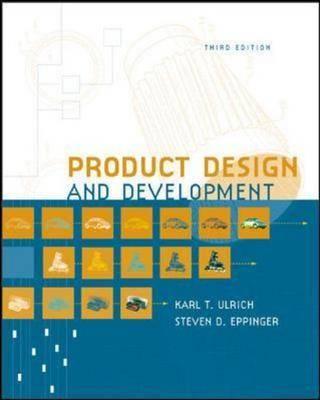 Product Design and Development (Hardback)