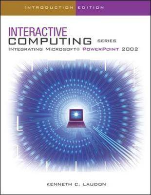 PowerPoint 2002: Introductory Edition - Interactive Computing S. (Paperback)