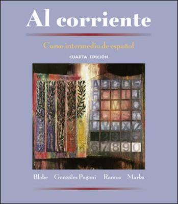 Corriente: Curso Intermedio De Espanol (Paperback)