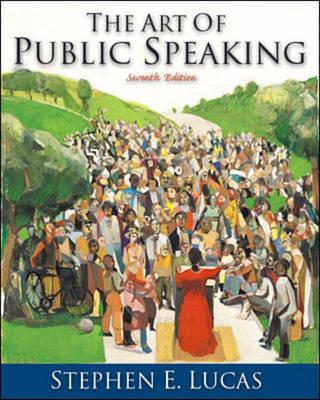 The Art of Public Speaking (Book)
