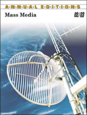 Mass Media: 2002-2003 (Paperback)