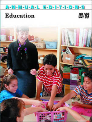 Education 02/03 (Paperback)
