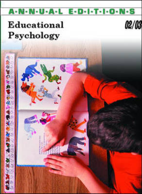 Educational Psychology 2002-2003 - Annual Editions (Paperback)