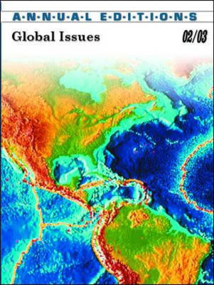 Global Issues 2002/2003 - Annual Editions (Paperback)