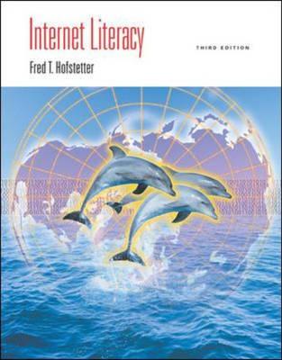 Internet Literacy (Paperback)
