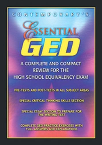 Contemporary's Essential GED - GED Calculators (Paperback)