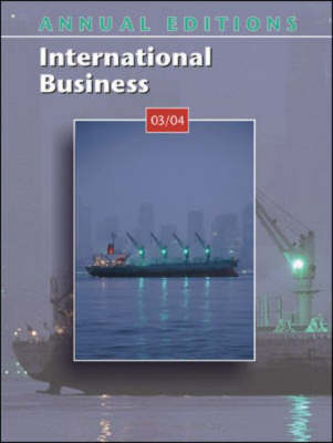 International Business - Annual Editions (Paperback)