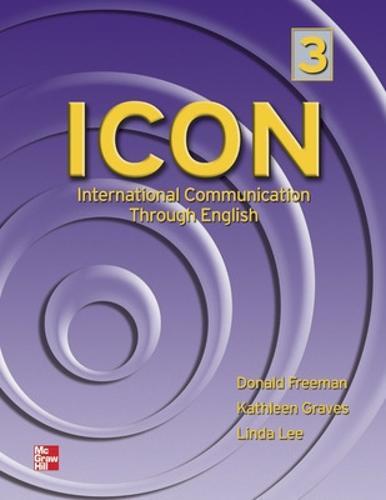 ICON: International Communication Through English 3 Student Book (Paperback)
