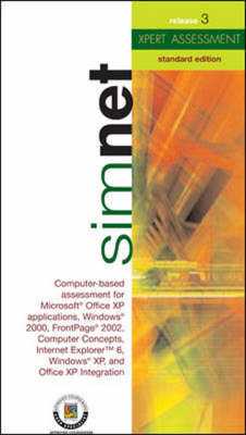 Simnet Xpert Assessment Version 3 Applications and Concepts and Bonus Book Standard Edition (CD-ROM)