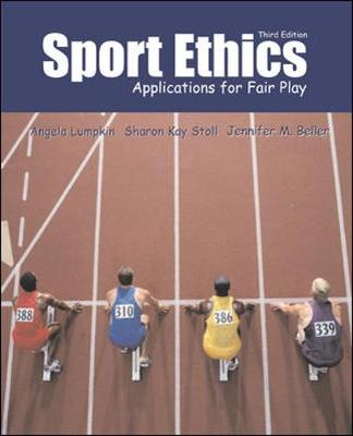 Sport Ethics: With PowerWeb Bind-In Passcard: Applications for Fair Play (Paperback)