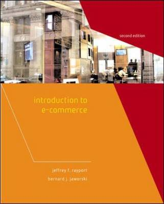 Introduction to E-Commerce - McGraw-Hill/Irwin Series in Marketing (Hardback)