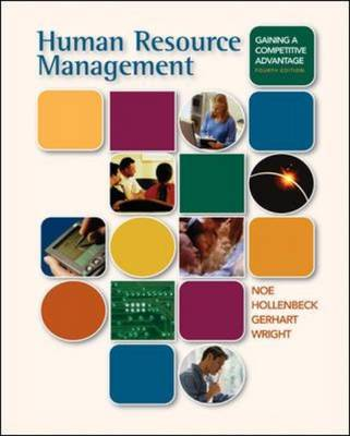 Human Resource Management: With PowerWeb and Student CD: Gaining a Competitive Advantage