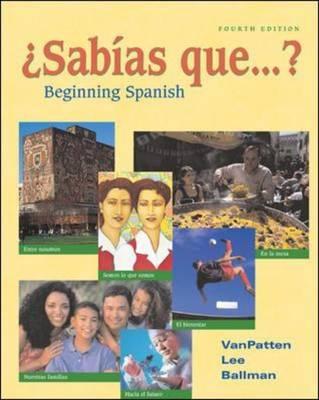 Sabias Que-- ?: Student Edition: Beginning Spanish (Hardback)