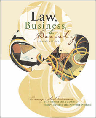 Learning Aid: Law Business and Society (Hardback)