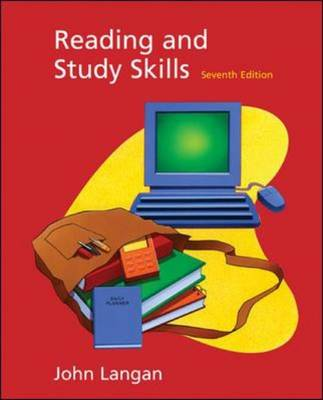 Reading and Study Skills: With Student CD-ROM