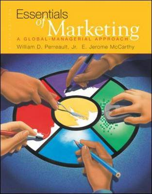 Essentials of Marketing: (Text, Student CD, PowerWeb, and Applications in Basic Marketing '02-'03) Student package No. 1