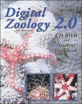 Digital Zoology Version 2.0 CD-ROM with Workbook (Book)