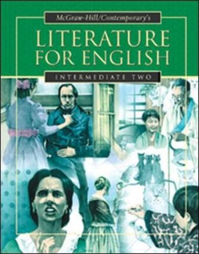 Literature for English, Intermediate Two Student Text (Paperback)