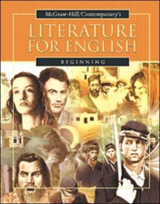 Literature for English: Beginning - Student Text - Amazing Americans (Paperback)