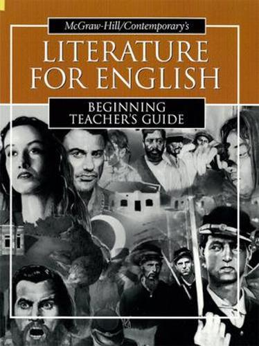 Literature for English Beginning: Literature for English Beginning, Teacher's Guide' Beginning - Literature for English (Paperback)