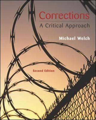 Corrections: A Critical Approach (Hardback)