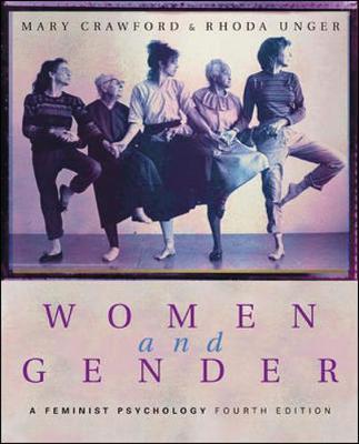 Women and Gender: A Feminist Psychology (Paperback)