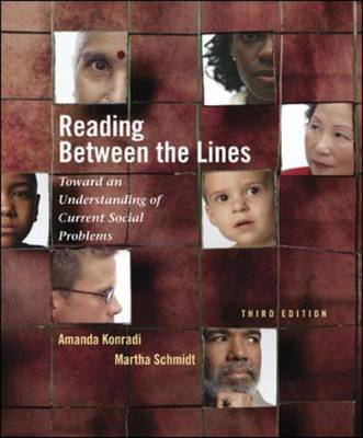 Reading Between the Lines: Toward an Understanding of Current Social Problems (Paperback)