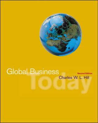 Global Business Today Postscript 2003 with CD, Map and Powerweb