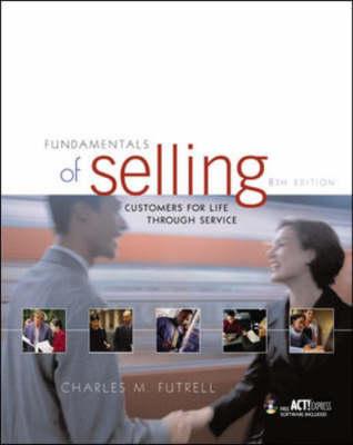 Fundamentals of Selling (Hardback)